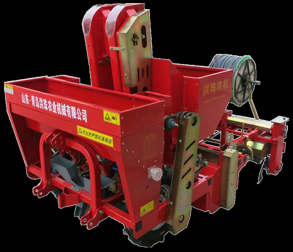 2cm-1-2电子振动马铃薯播种机(旋耕上土型)