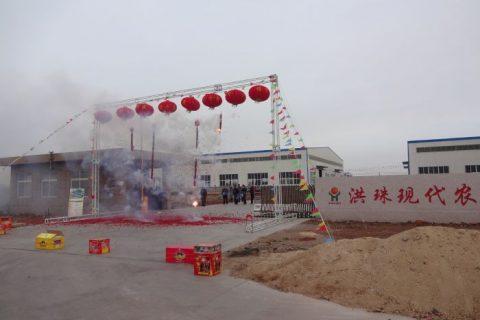 2014年2月5日新年开业典礼。