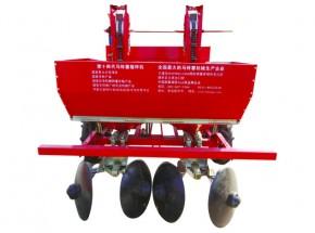 2CM-2A型双垄单行马铃薯播种机 /马铃薯种植机