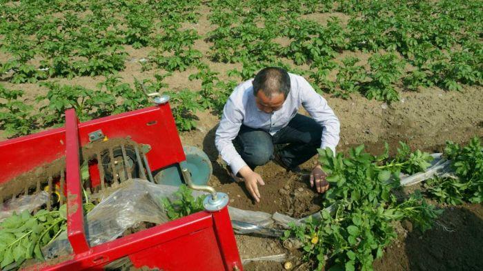 08吴洪珠和他的团队实地研究4