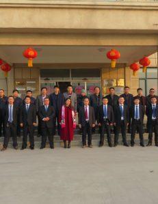 2017年青岛洪珠农机营销团队誓师大会及出征仪式圆满举行 ——不辱使命  再创佳绩