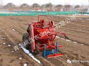 手扶型马铃薯种植机